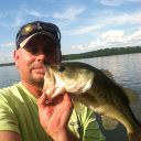 Fishing Bass at Percy Priest Lake